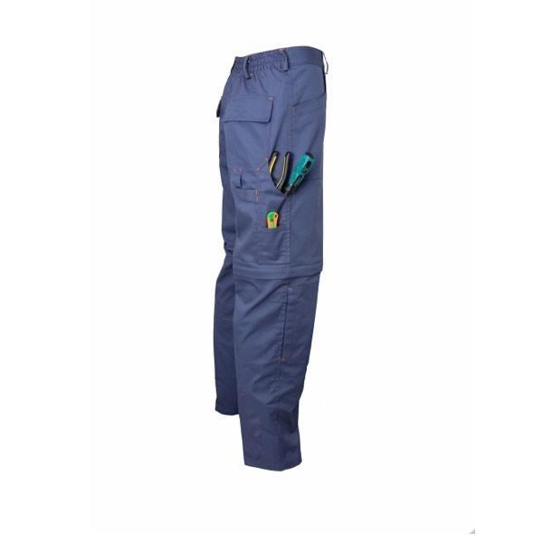 Pantal n de trabajo multibolsillos desmontable ropa de for Pantalones de trabajo multibolsillos