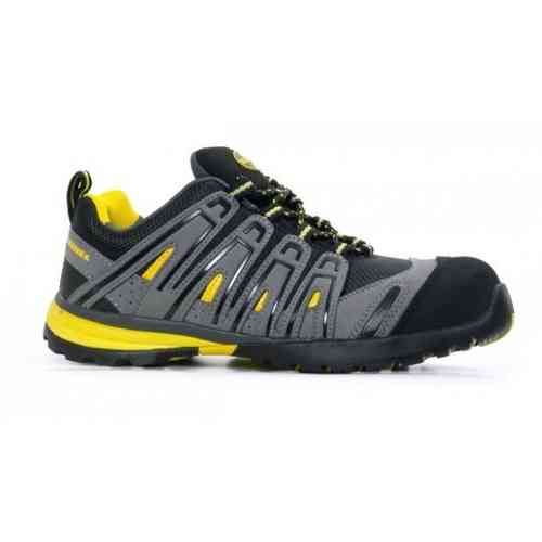 Calzado dise o deportivo vesturario laboral ferrolabor for Calzado de seguridad deportivo