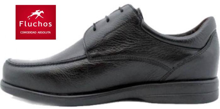 distribuidor mayorista original mejor calificado zapatos deportivos Zapato de camarero Fluchos 6276