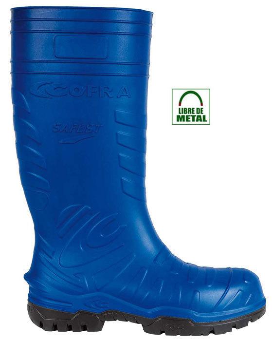 6e16dd28482 Bota de agua Cofra SAFEST BLUE - Ropa de trabajo-Calzado de seguridad.