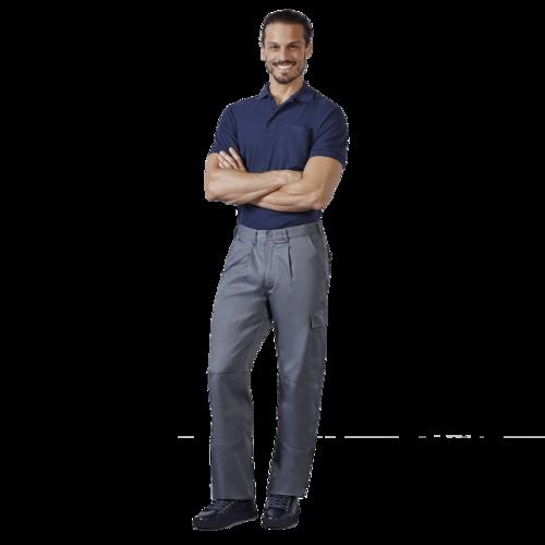 Pantalones de trabajo multibolsillos para hombre y mujer for Pantalones de trabajo multibolsillos