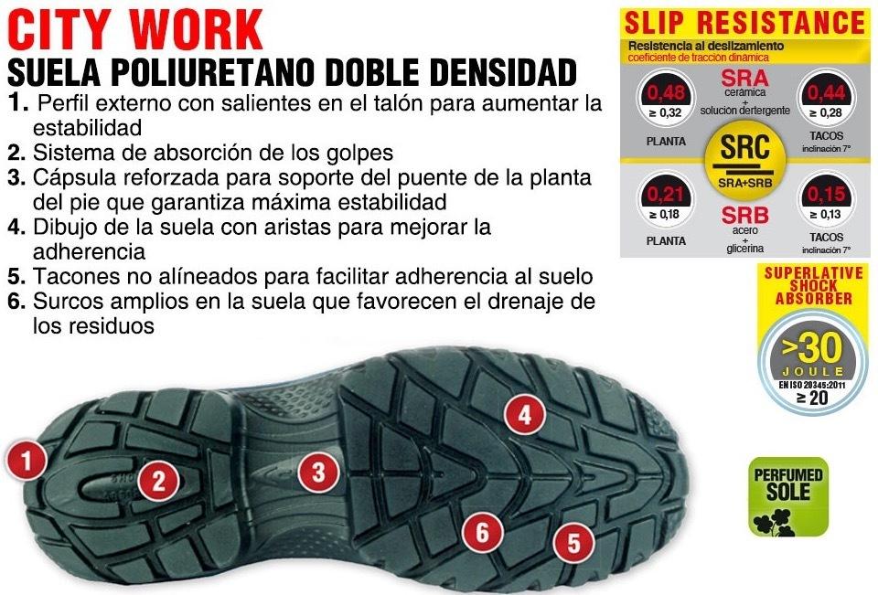 Soldar Ferrolabor Zapatos es Calzado Seguridad De Para XnX5aqU