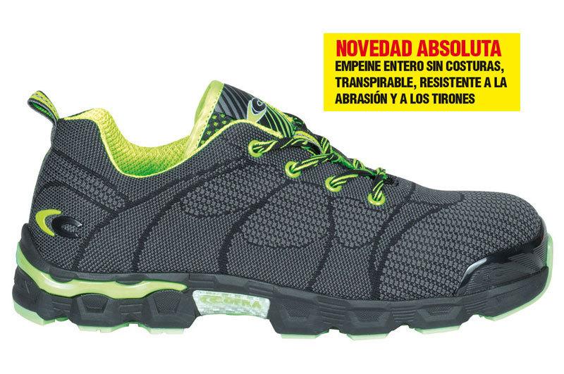 Zapatos de seguridad cofra beach soccer calzado de seguridad for Calzado de seguridad deportivo