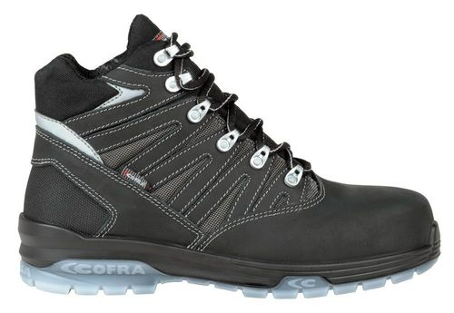 Bota de seguridad Cofra Rock Black