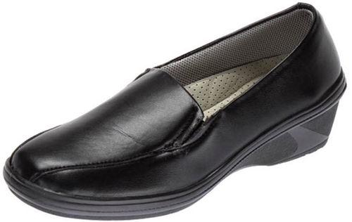 a juego en color 100% de garantía de satisfacción envío directo Zapatos de camarero y camarera cómodos