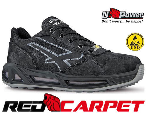 Zapato de seguridad U-Power Carbón Carpet